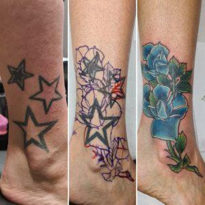 copertura tatuaggio